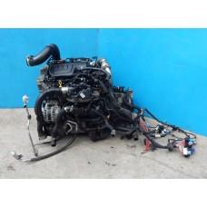 Двигун 1.6 Bi-Turbo  Renault Trafic 3/Opel Vivaro двигатель 2016 г