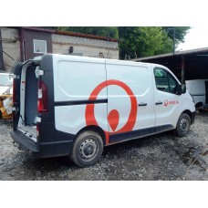 Кузов короткая база Трафік 3 1.6 2016 Renault Trafic Opel Vivaro